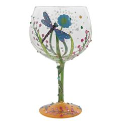 Dragonfly Gin Glass