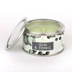 Gin & Tonic & Rhubarb Gin & Prosecco Elements Candles