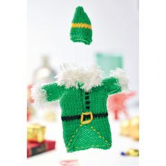 Elf Suit Decoration Knitting Pattern