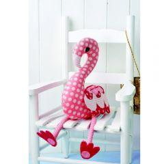 FREE Flossie Flamingo Sewing Pattern