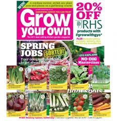 Grow Your Own April 2020