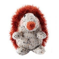 Harry the Hedgehog Downloadable Knitting Pattern