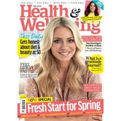 Health and Wellbeing April 2020