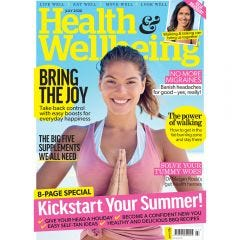 Health and Wellbeing July