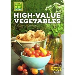 Square Metre Gardening High Value Vegetables Book