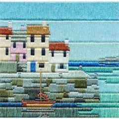 Fisherman's Cottage Long Stitch