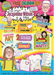 Official Jacqueline Wilson Magazine