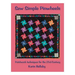 Sew Simple Pin Wheels Book