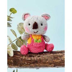 Koala Toy Knitting Pattern