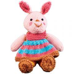 Spring Bunny Knitting Pattern