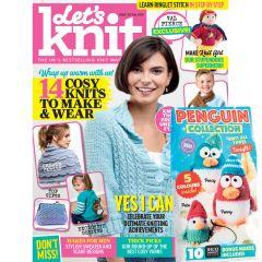 Let's Knit December 2019