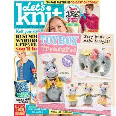 Let's Knit July