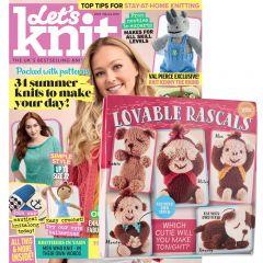 Let's Knit June