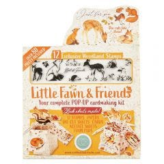 Little Fawn and Friends Card Kit