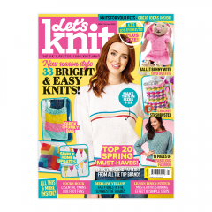 Let's Knit Subscription