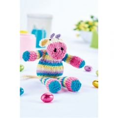 Marcel the Cow Knitting Pattern