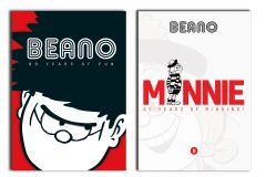 Minnie the Minx & Beano 80 Years of Fun Pack