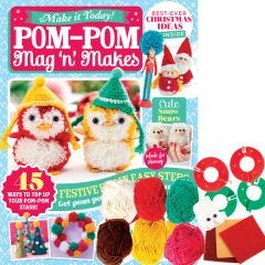 MIT 39 Pom-Pom Mag N Makes