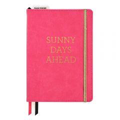 Planning Notebook- Pink