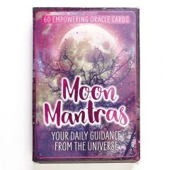 Moon Mantras Downloadable Card Deck