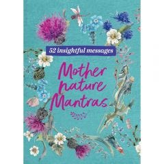 Mother Nature Mantra Card Deck