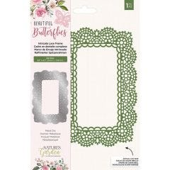 Natures Garden - Metal Die - Intricate Lace Frame