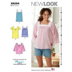 New Look Pattern 6284