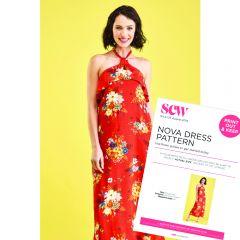 FREE Nova Dress Sewing Pattern