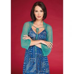 One Skein Shrug Knitting Pattern