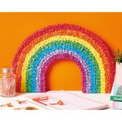 Rainbow Decoration Project
