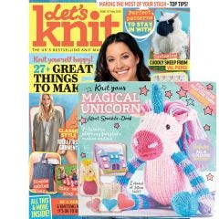 Let's Knit May 2020