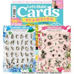 Let's Make Cards 84