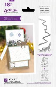 Gemini - Stamp & Die - Christmas Cottage