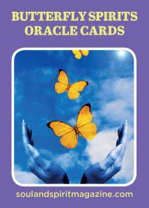 Butterfly Card Deck