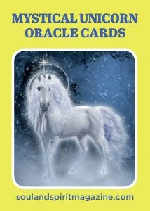 Mystical Unicorn Card Deck