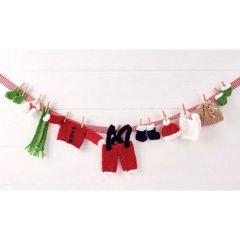 Santa's Clothes Knitting Pattern