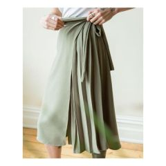 Sarah Hack- Pleated Skirt - Pdf Pattern