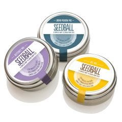 Bee, Urban Meadow and Butterfly Mix (3 X Tins)