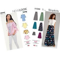 Simplicity Pattern Bundle