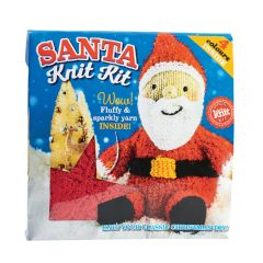Sparkly Santa Yarn Kit