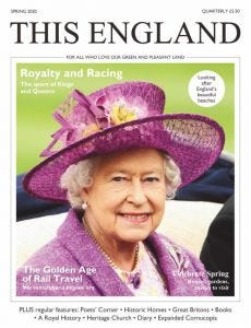 This England Magazine Subscription