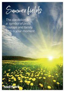 Summer Fields Poster