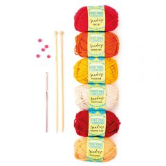 Sundaze Yarn Kit (132g)