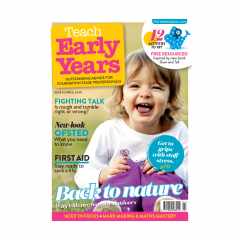 Teach Early Years subscription