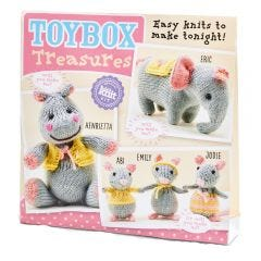 Toybox Treasures Yarn Kit