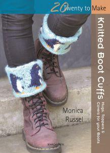 Twenty to Make: Knitted Boot Cuffs