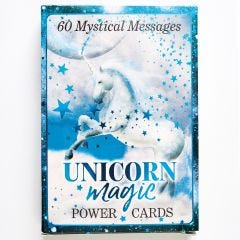 Unicorn Magic Card Deck