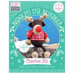 Rudolph the Reindeer Pattern