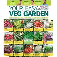 Your Easy Veg Garden 2020